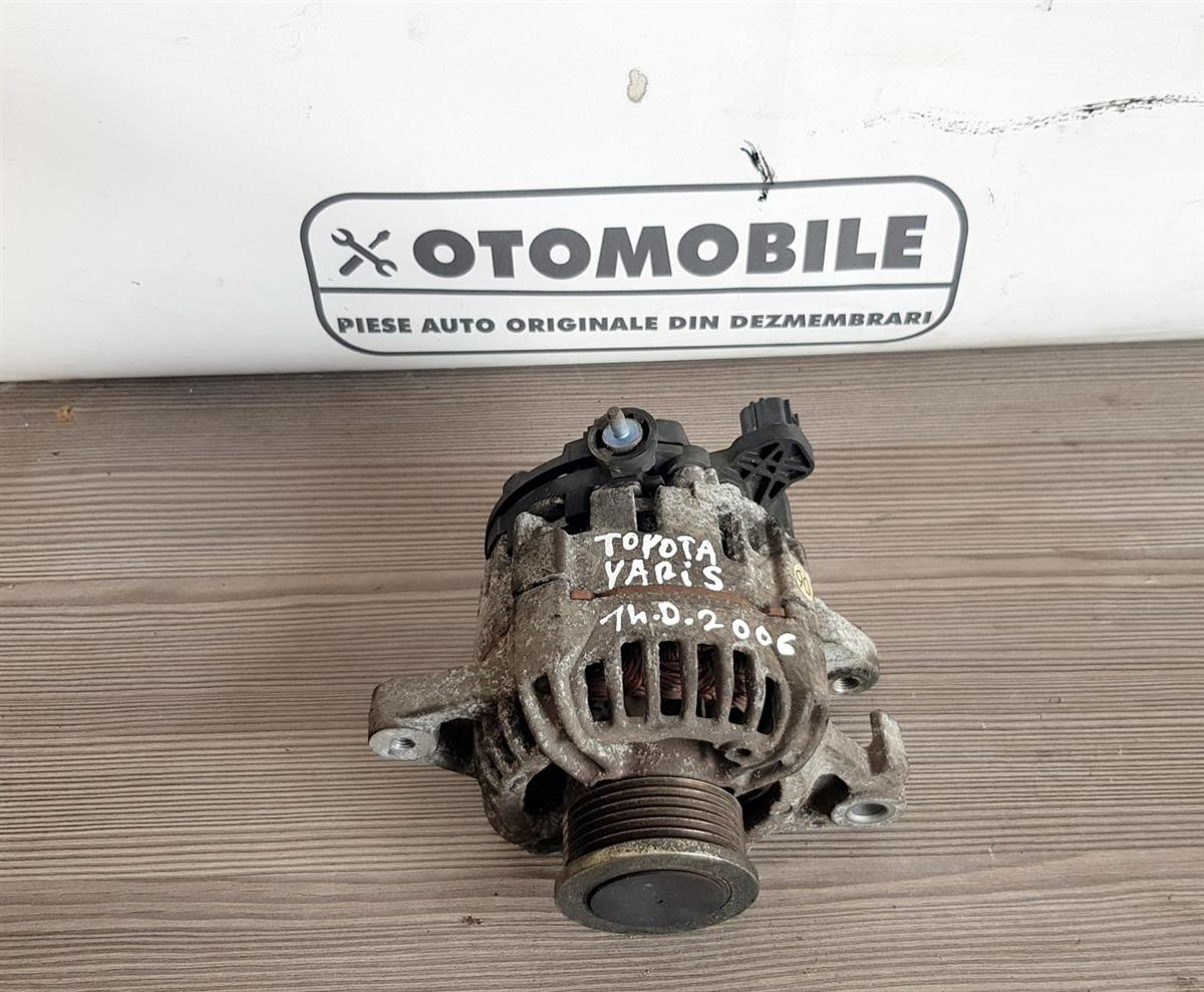Alternatore per TOYOTA Yaris II Hatchback (XP9) 1.4 D-4D ...